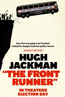 Film The Front Runner - Il vizio del potere