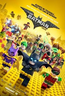 Film LEGO Batman - Il film