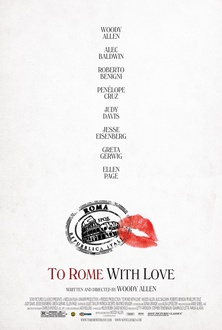 Film To Rome with Love