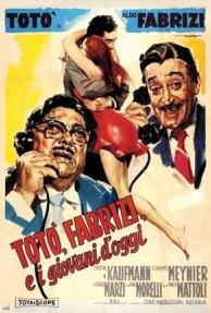 Film Totò, Fabrizi e i giovani d'oggi