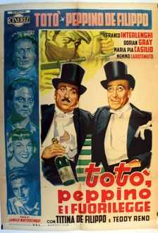 Film Totò, Peppino e i fuorilegge