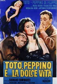 Film Totò, Peppino e... la dolce vita