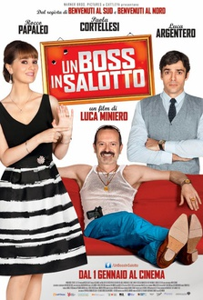 Film Un boss in salotto