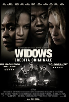 Frasi di Widows: Eredità criminale