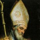 Immagine di San Isidoro di Siviglia